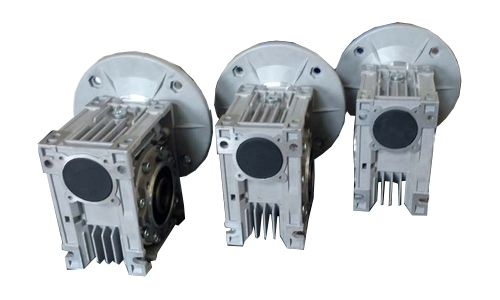 Aluminium Worm Gearboxes, Worm Gear Box, Gearbox Manufacturer, India